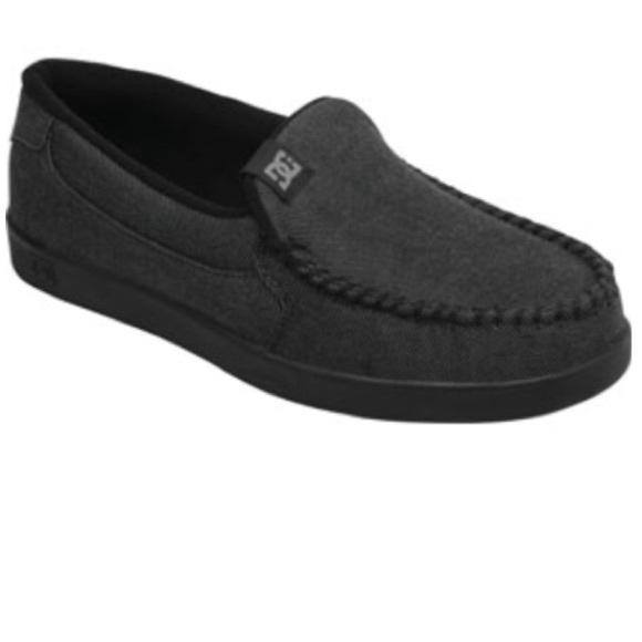 DC Shoes | Mens Grey Dc Villain Slip